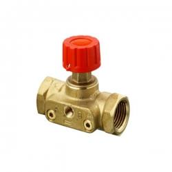 Клапаны запорно-измерительные, ручные для совместной установки с клапанами ASV-PV и ASV-PV Plus