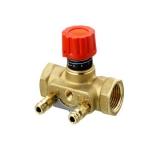 Клапаны запорно-измерительные, настраиваемые для совместной установки с клапанами ASV-PV и ASV-PV Plus