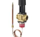 Регуляторы температуры с вн, р, настройка от 30-100 °С для установки на подающей линии, длина трубки 2,3м