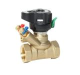 Клапан балансировочный с функцией быстрого перекрытия потока